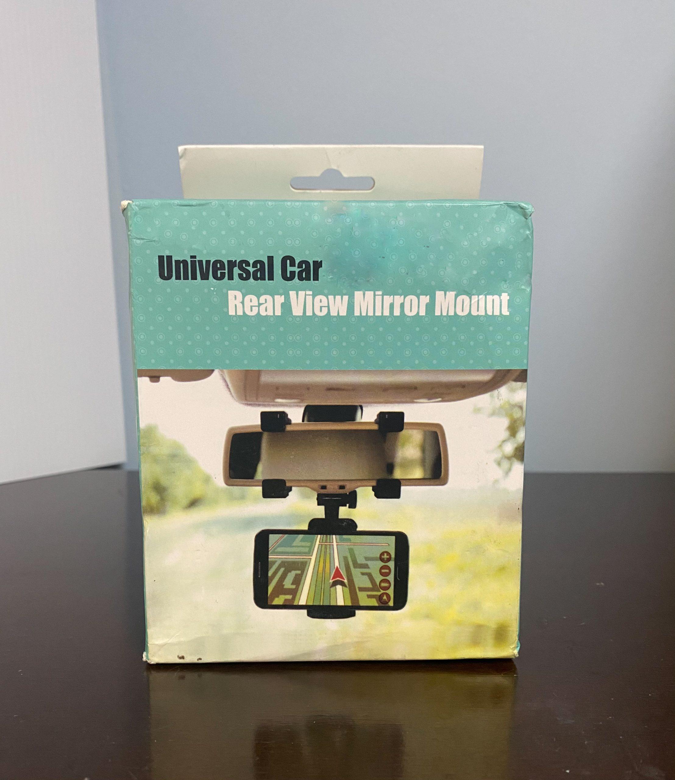 Universal Rear view mirror mount